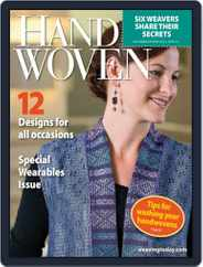 Handwoven (Digital) Subscription August 2nd, 2012 Issue