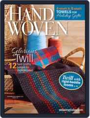 Handwoven (Digital) Subscription October 2nd, 2013 Issue