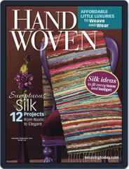 Handwoven (Digital) Subscription December 11th, 2013 Issue