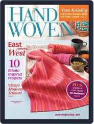 Handwoven (Digital) Subscription March 1st, 2015 Issue
