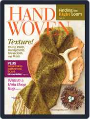 Handwoven (Digital) Subscription May 1st, 2015 Issue