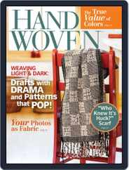 Handwoven (Digital) Subscription May 31st, 2016 Issue