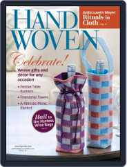 Handwoven (Digital) Subscription August 2nd, 2016 Issue