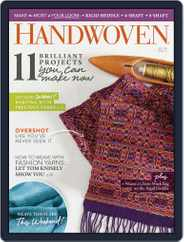 Handwoven (Digital) Subscription January 1st, 2017 Issue