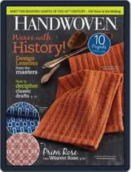 Handwoven (Digital) Subscription November 1st, 2017 Issue