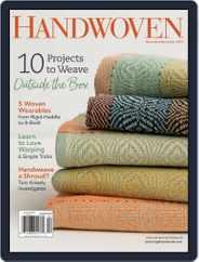 Handwoven (Digital) Subscription November 1st, 2019 Issue