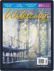 Watercolor Artist (Digital) Subscription June 4th, 2013 Issue