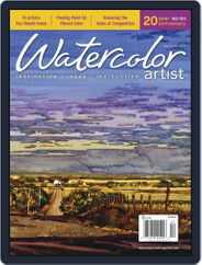 Watercolor Artist (Digital) Subscription October 8th, 2013 Issue