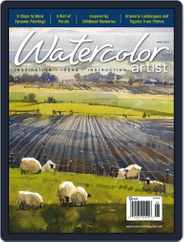 Watercolor Artist (Digital) Subscription April 22nd, 2014 Issue