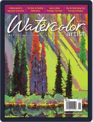Watercolor Artist (Digital) Subscription June 17th, 2014 Issue