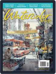 Watercolor Artist (Digital) Subscription October 1st, 2014 Issue
