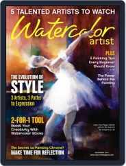 Watercolor Artist (Digital) Subscription December 1st, 2017 Issue