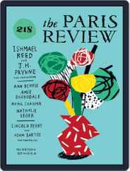 The Paris Review (Digital) Subscription September 1st, 2016 Issue