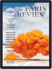 The Paris Review (Digital) Subscription September 1st, 2018 Issue