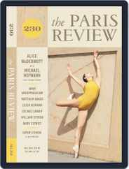 The Paris Review (Digital) Subscription September 1st, 2019 Issue