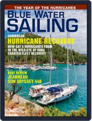Blue Water Sailing (Digital) Subscription November 1st, 2017 Issue