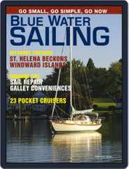Blue Water Sailing (Digital) Subscription June 1st, 2018 Issue