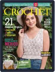 Interweave Crochet (Digital) Subscription June 1st, 2017 Issue
