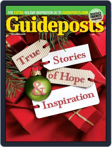 Guideposts December 1st, 2009 Digital Back Issue Cover