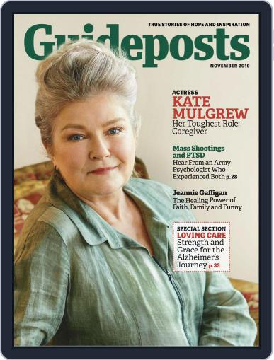 Guideposts November 1st, 2019 Digital Back Issue Cover