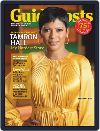Guideposts February 1st, 2020 Digital Back Issue Cover