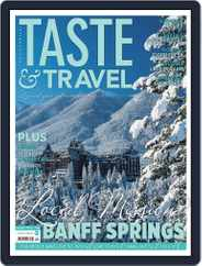 Taste and Travel International (Digital) Subscription January 1st, 2016 Issue