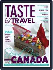 Taste and Travel International (Digital) Subscription July 20th, 2016 Issue