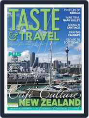 Taste and Travel International (Digital) Subscription May 1st, 2018 Issue