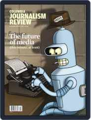 Columbia Journalism Review (Digital) Subscription September 14th, 2012 Issue