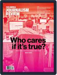 Columbia Journalism Review (Digital) Subscription March 1st, 2014 Issue