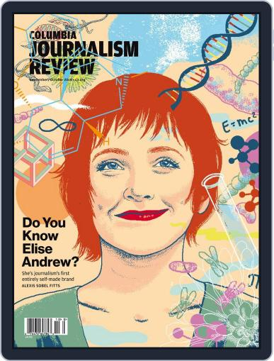 Columbia Journalism Review September 1st, 2014 Digital Back Issue Cover