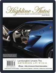 Highline Autos (Digital) Subscription October 17th, 2014 Issue
