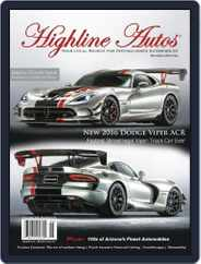 Highline Autos (Digital) Subscription June 16th, 2015 Issue