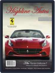 Highline Autos (Digital) Subscription July 16th, 2015 Issue