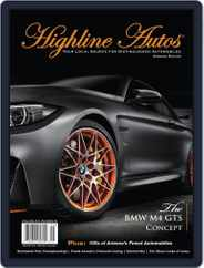 Highline Autos (Digital) Subscription September 15th, 2015 Issue