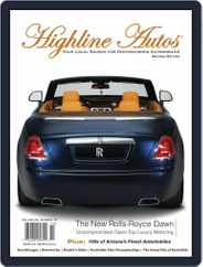Highline Autos (Digital) Subscription October 15th, 2015 Issue