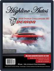 Highline Autos (Digital) Subscription May 1st, 2017 Issue
