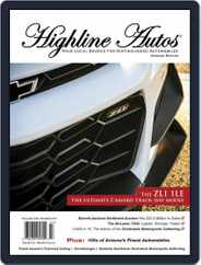 Highline Autos (Digital) Subscription July 1st, 2017 Issue