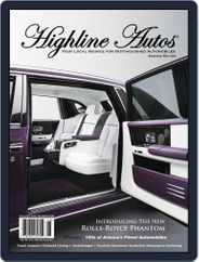 Highline Autos (Digital) Subscription August 1st, 2017 Issue