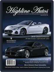 Highline Autos (Digital) Subscription September 1st, 2017 Issue