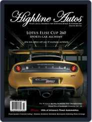 Highline Autos (Digital) Subscription October 1st, 2017 Issue