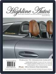 Highline Autos (Digital) Subscription July 1st, 2018 Issue