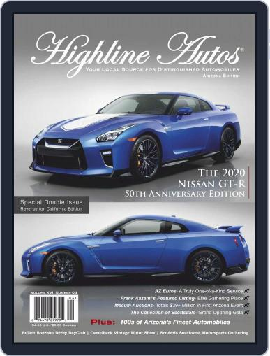Highline Autos May 1st, 2019 Digital Back Issue Cover