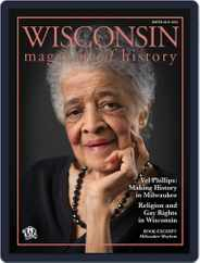 Wisconsin Magazine Of History (Digital) Subscription December 1st, 2015 Issue