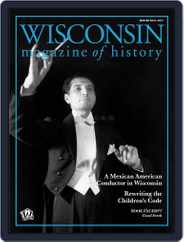 Wisconsin Magazine Of History (Digital) Subscription October 1st, 2016 Issue
