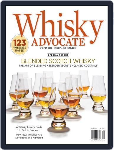 Whisky Advocate November 25th, 2013 Digital Back Issue Cover