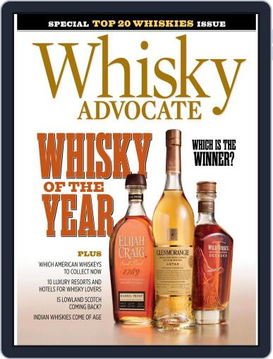 Whisky Advocate December 1st, 2017 Digital Back Issue Cover