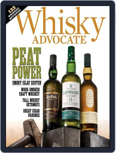 Whisky Advocate September 20th, 2018 Digital Back Issue Cover