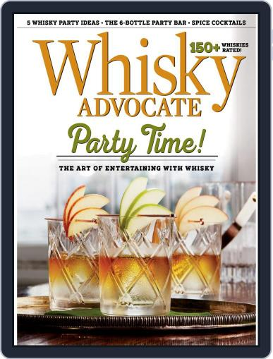 Whisky Advocate September 19th, 2019 Digital Back Issue Cover