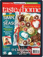 Taste of Home (Digital) Subscription November 27th, 2012 Issue